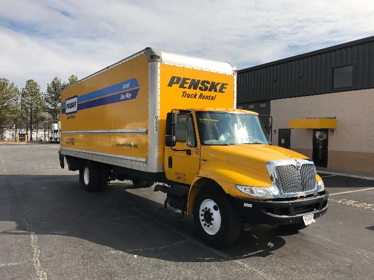 Medium Duty Box Truck-Light and Medium Duty Trucks-International-2012-4300-OMAHA-NE-196,246 miles-$7,500