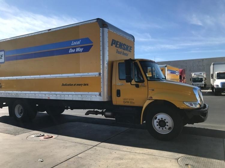 Medium Duty Box Truck-Light and Medium Duty Trucks-International-2012-4300-LAS VEGAS-NV-148,280 miles-$30,750