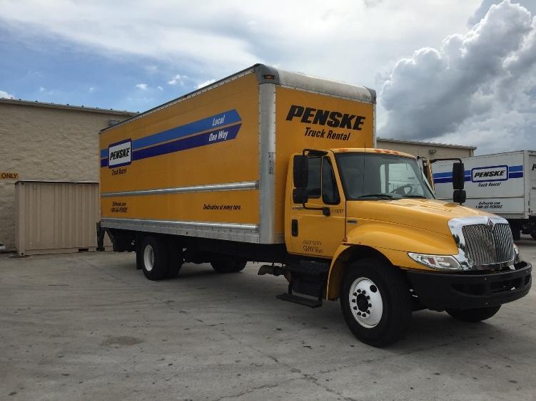 Medium Duty Box Truck-Light and Medium Duty Trucks-International-2012-4300-TAMPA-FL-168,186 miles-$25,000
