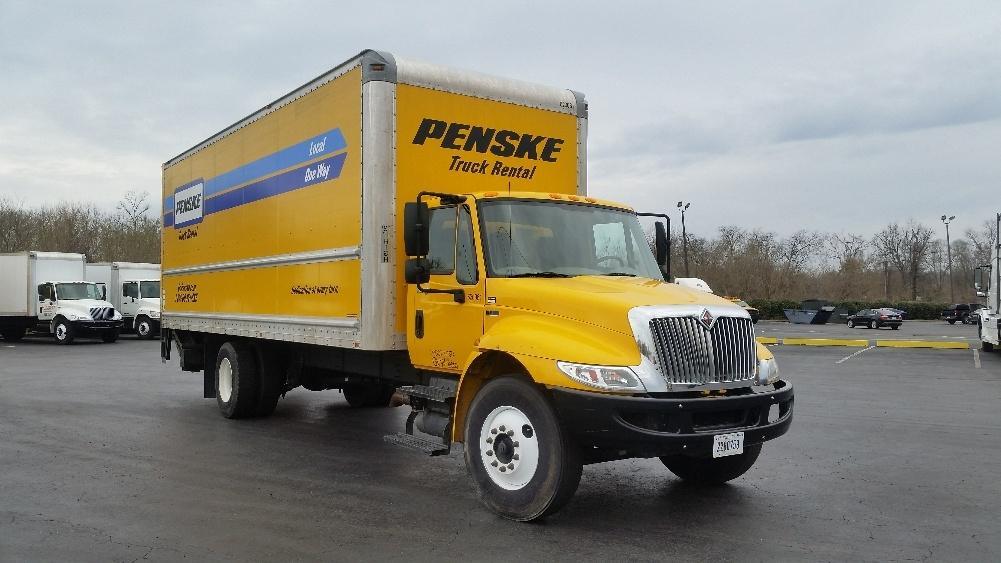 Medium Duty Box Truck-Light and Medium Duty Trucks-International-2012-4300-GREENSBORO-NC-216,851 miles-$24,000