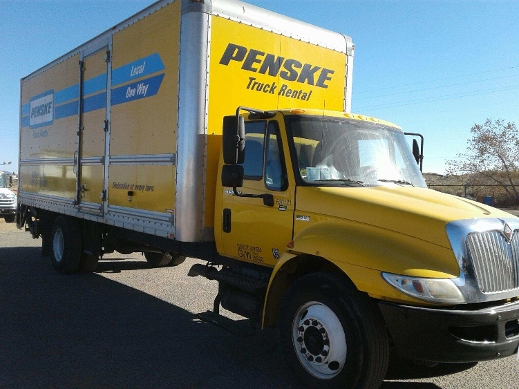 Medium Duty Box Truck-Light and Medium Duty Trucks-International-2012-4300-ALBUQUERQUE-NM-167,440 miles-$20,250