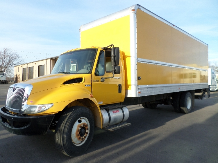 Medium Duty Box Truck-Light and Medium Duty Trucks-International-2012-4300-HOLLAND-MI-108,689 miles-$27,500