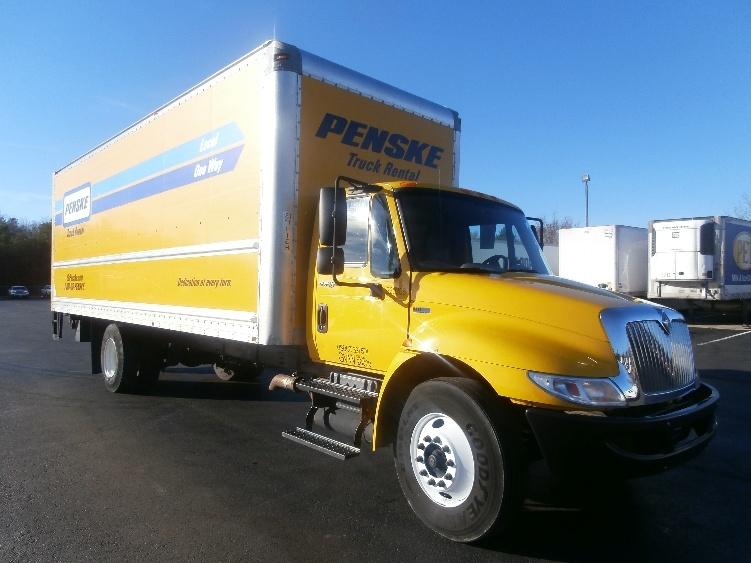 Medium Duty Box Truck-Light and Medium Duty Trucks-International-2012-4300-WINSTON SALEM-NC-191,858 miles-$24,250