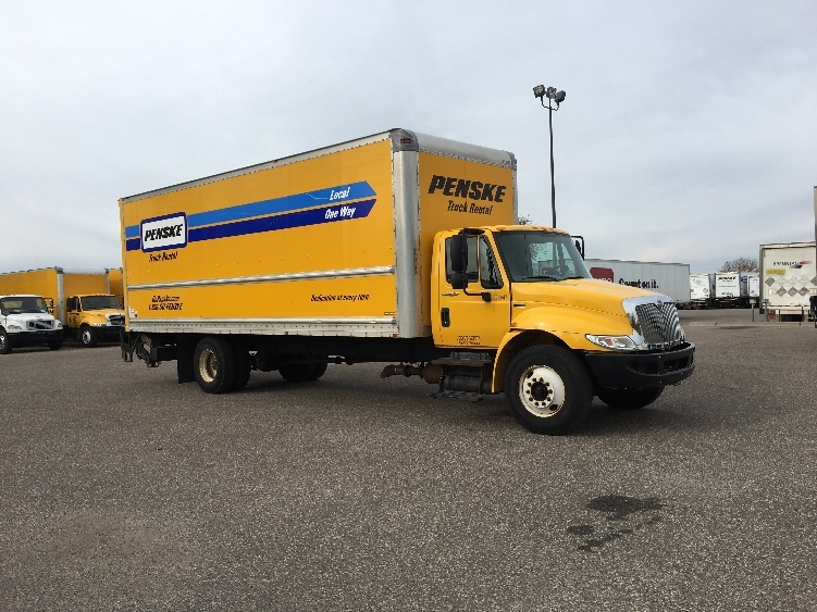 Medium Duty Box Truck-Specialized Equipment-International-2012-4300-ROSEVILLE-MN-89,024 miles-$34,250