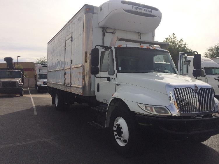 Reefer Truck-Light and Medium Duty Trucks-International-2012-4300-PHOENIX-AZ-186,272 miles-$24,750