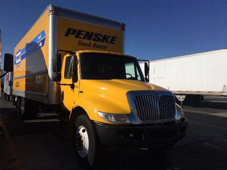 Medium Duty Box Truck-Light and Medium Duty Trucks-International-2012-4300-ALBUQUERQUE-NM-185,697 miles-$10,000