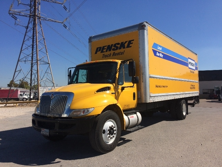 Medium Duty Box Truck-Light and Medium Duty Trucks-International-2012-4300-HOUSTON-TX-148,724 miles-$12,000