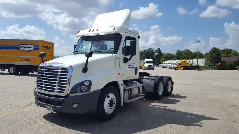 Day Cab Tractor-Heavy Duty Tractors-Freightliner-2012-Cascadia 12564ST-HAMMOND-LA-257,681 miles-$46,500