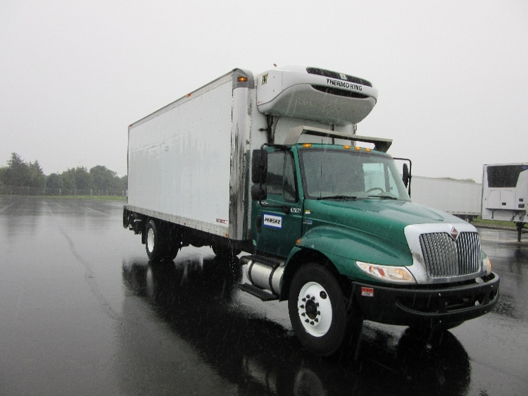 Reefer Truck-Light and Medium Duty Trucks-International-2012-4300-LANCASTER-PA-276,443 miles-$26,500
