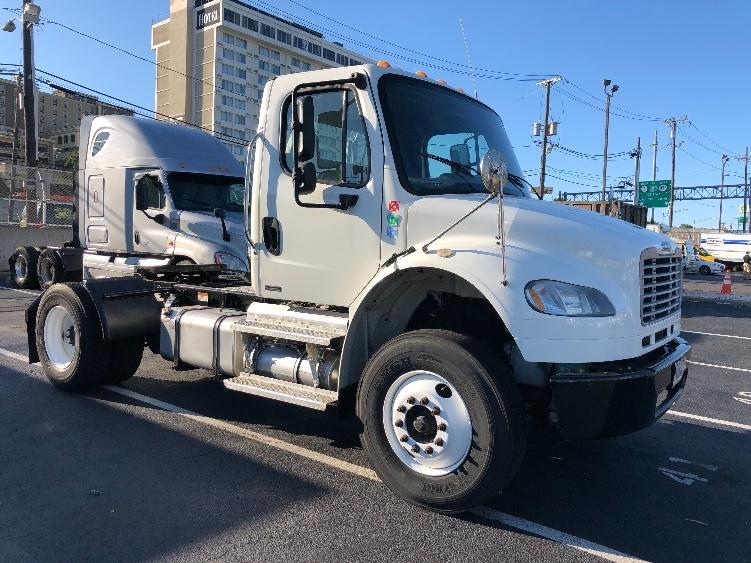 Day Cab Tractor-Heavy Duty Tractors-Freightliner-2012-M2-NORTH BERGEN-NJ-134,166 miles-$31,250