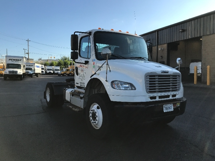 Day Cab Tractor-Heavy Duty Tractors-Freightliner-2012-M2-NORTH BERGEN-NJ-183,744 miles-$37,500