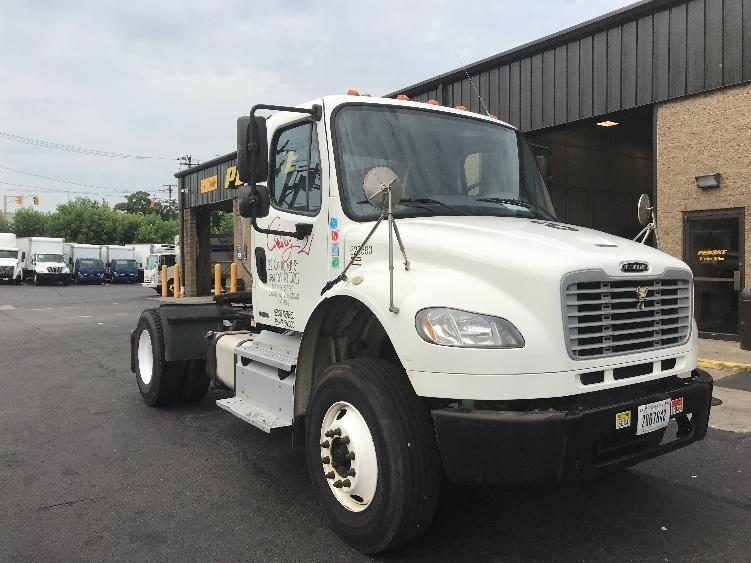 Day Cab Tractor-Heavy Duty Tractors-Freightliner-2012-M2-NORTH BERGEN-NJ-141,902 miles-$29,250