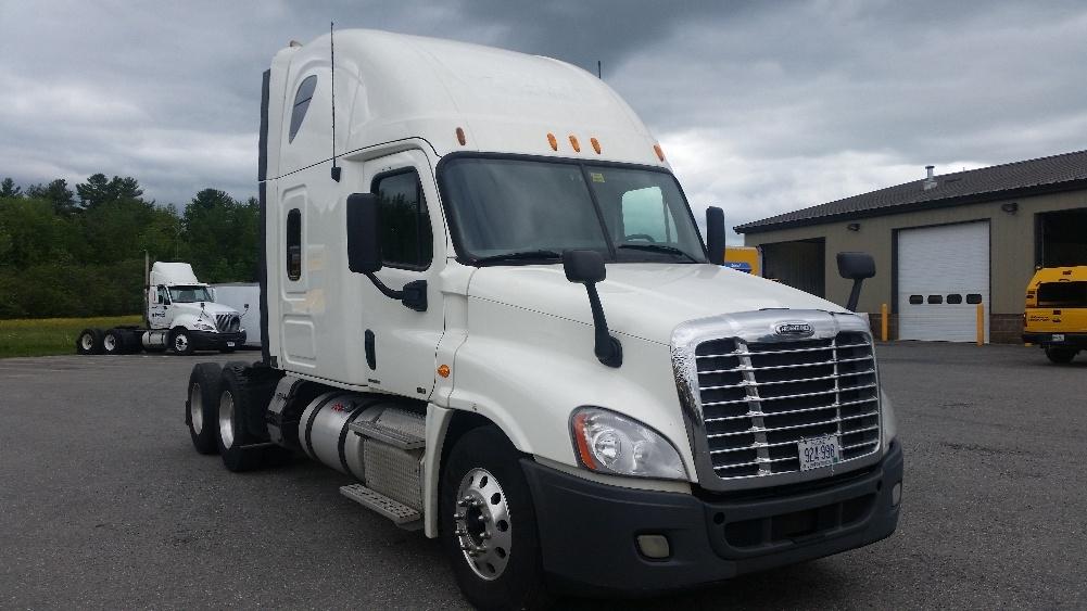Sleeper Tractor-Heavy Duty Tractors-Freightliner-2012-Cascadia 12564ST-HAMPDEN-ME-578,979 miles-$38,250