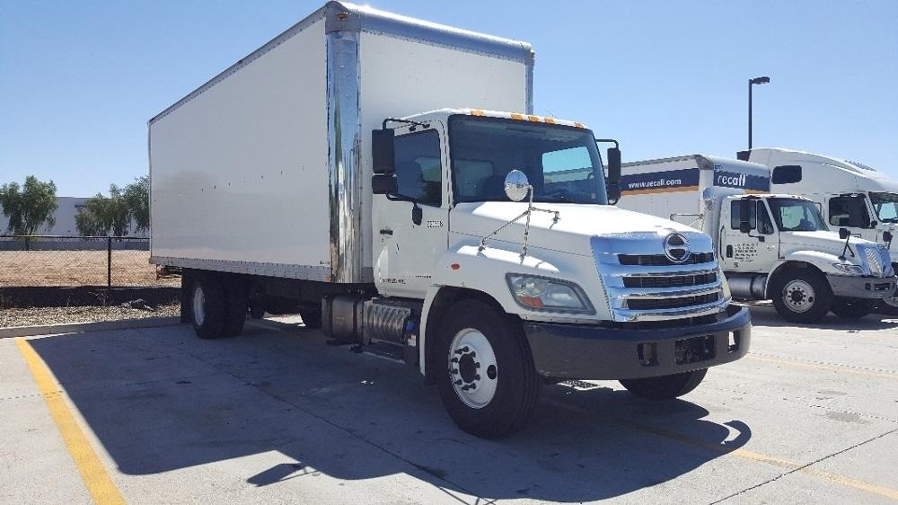Medium Duty Box Truck-Light and Medium Duty Trucks-Hino-2012-268-PHOENIX-AZ-329,343 miles-$26,000
