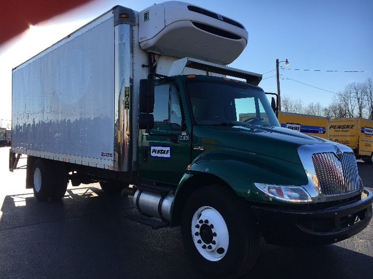 Reefer Truck-Light and Medium Duty Trucks-International-2012-4300-CARLISLE-PA-221,000 miles-$29,000