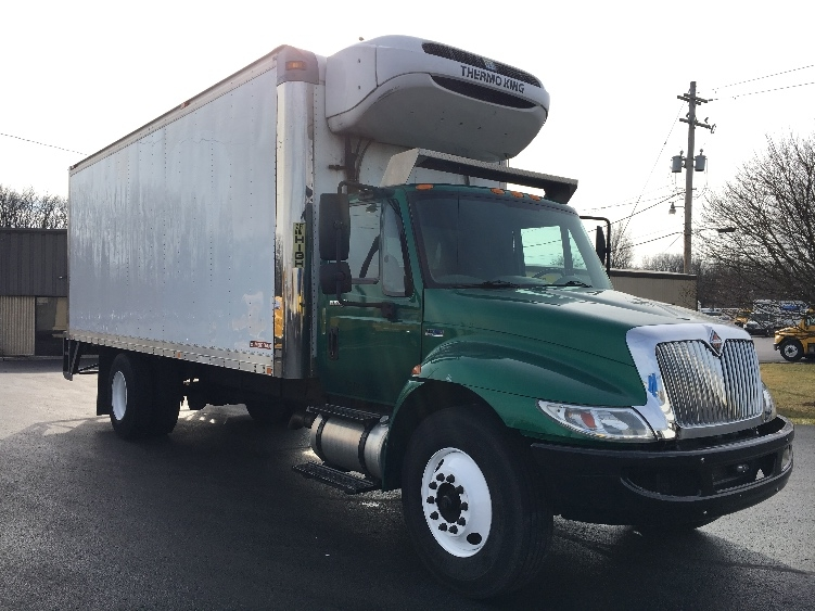 Reefer Truck-Light and Medium Duty Trucks-International-2012-4300-READING-PA-227,293 miles-$28,500