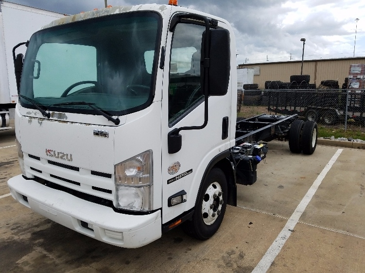 Cab and Chassis Truck-Light and Medium Duty Trucks-Isuzu-2011-NPR-RICHLAND-MS-106,854 miles-$20,000