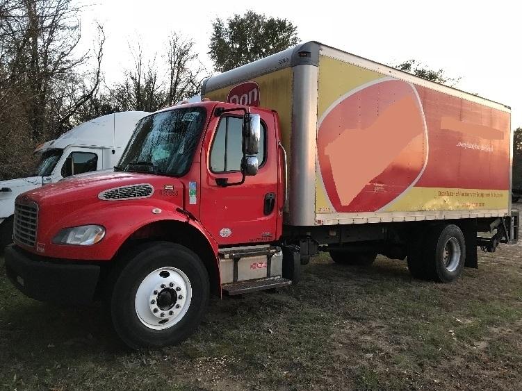 Medium Duty Box Truck-Light and Medium Duty Trucks-Freightliner-2012-M2-PENNSAUKEN-NJ-237,071 miles-$8,500