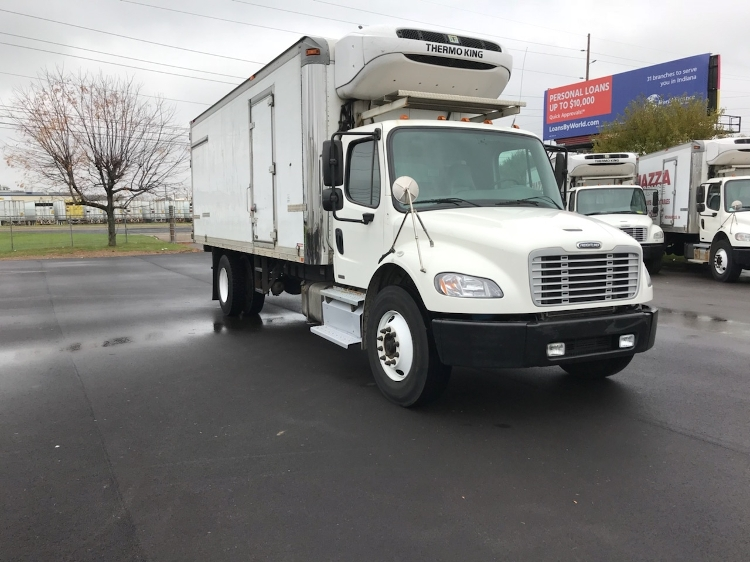Reefer Truck-Light and Medium Duty Trucks-Freightliner-2012-M2-INDIANAPOLIS-IN-267,977 miles-$26,250