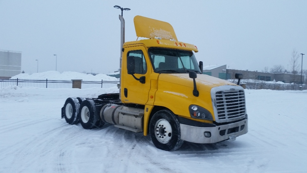 Day Cab Tractor-Heavy Duty Tractors-Freightliner-2012-Cascadia 12564ST-STE-FOY-PQ-275,506 km-$50,000