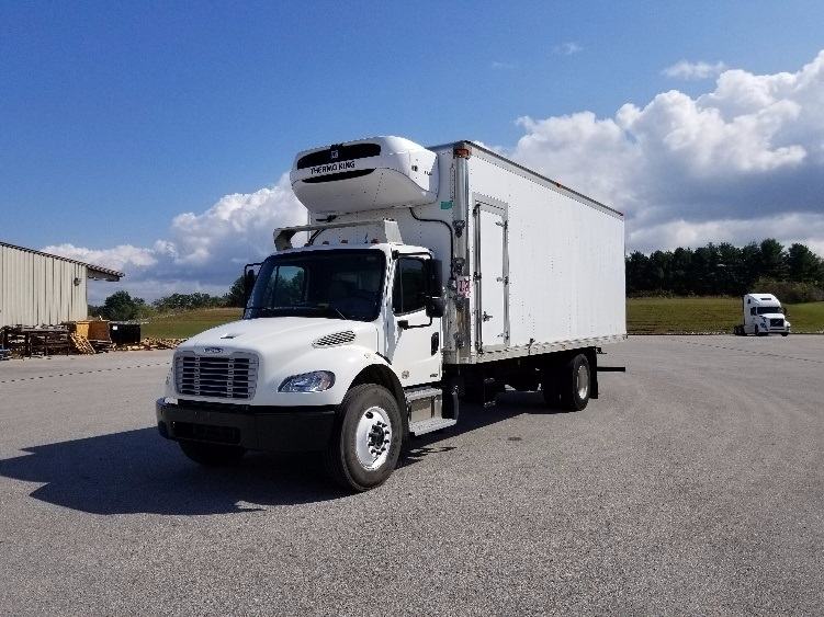 Reefer Truck-Light and Medium Duty Trucks-Freightliner-2012-M2-COOKEVILLE-TN-275,908 miles-$26,250