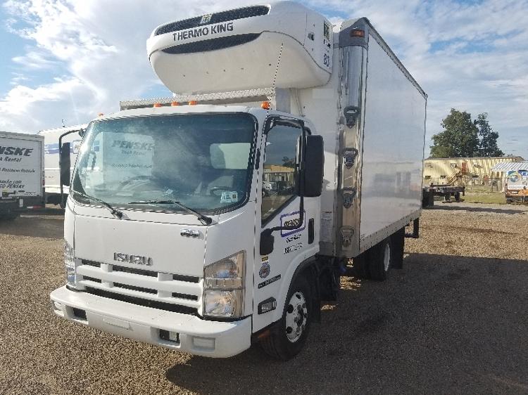 Reefer Truck-Light and Medium Duty Trucks-Isuzu-2011-NPR-LAFAYETTE-LA-90,858 miles-$36,500