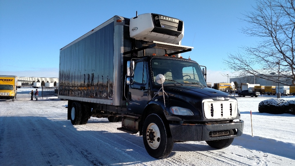 Reefer Truck-Light and Medium Duty Trucks-Freightliner-2012-M2-DE PERE-WI-181,127 miles-$33,250
