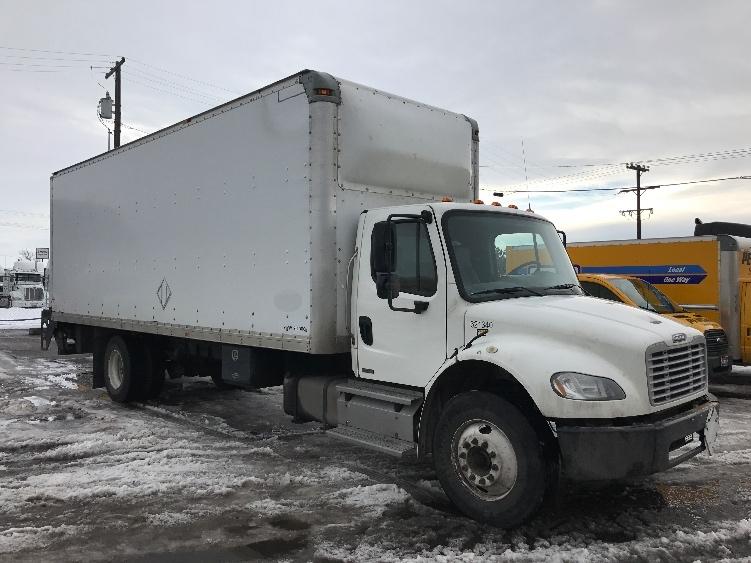 Medium Duty Box Truck-Light and Medium Duty Trucks-Freightliner-2012-M2-BOISE-ID-408,208 miles-$27,500