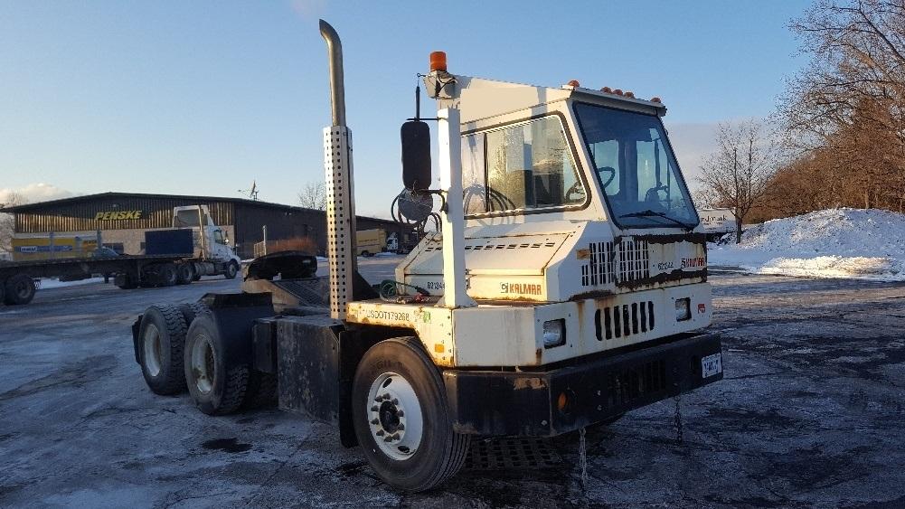 Yard Truck-Heavy Duty Tractors-Ottawa-2011-YT60-ALBANY-NY-17,732 miles-$58,250