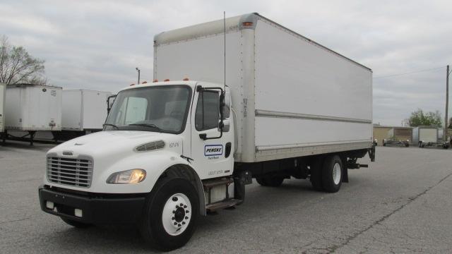 Medium Duty Box Truck-TRUCK-Freightliner-2012-M2-FORT WAYNE-IN-358,162 miles-$26,000