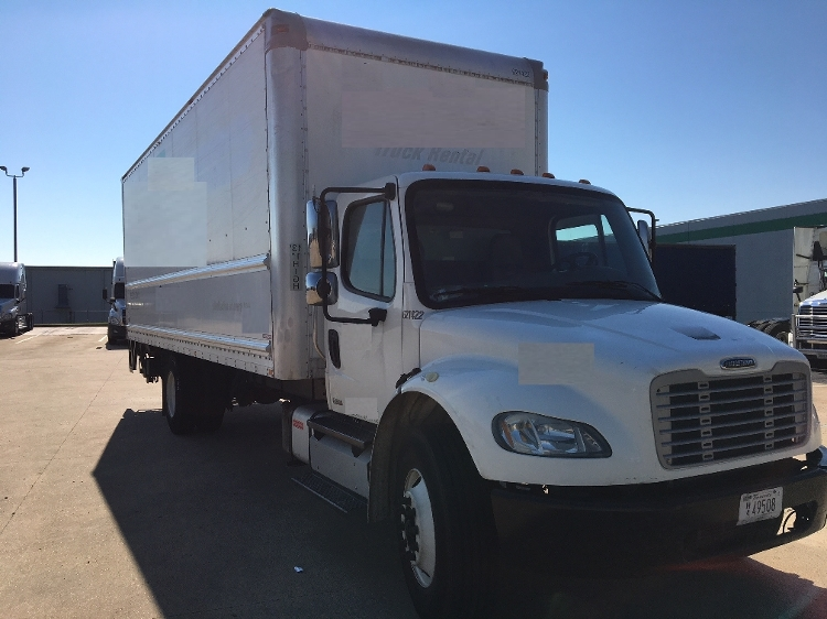 Medium Duty Box Truck-Light and Medium Duty Trucks-Freightliner-2012-M2-OLIVE BRANCH-MS-168,811 miles-$40,250