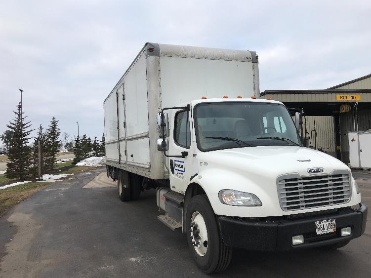 Medium Duty Box Truck-Light and Medium Duty Trucks-Freightliner-2012-M2-SCARBOROUGH-ME-380,182 miles-$21,500