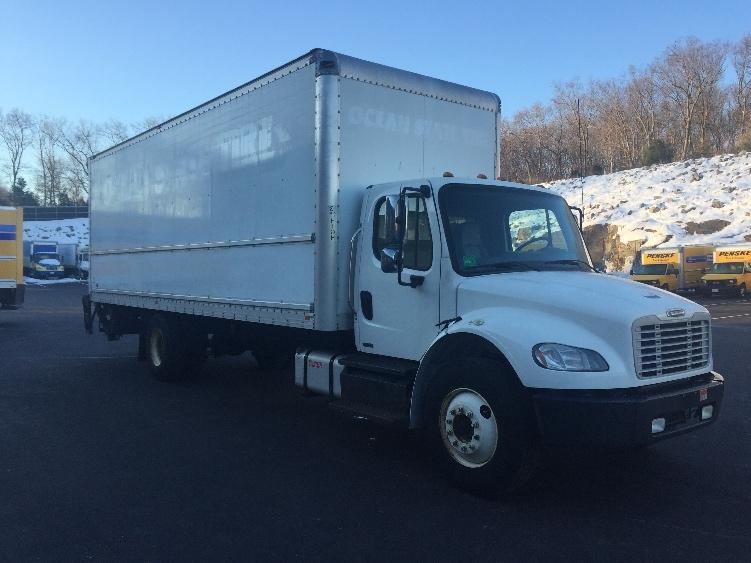 Medium Duty Box Truck-Light and Medium Duty Trucks-Freightliner-2012-M2-CRANSTON-RI-328,004 miles-$27,000
