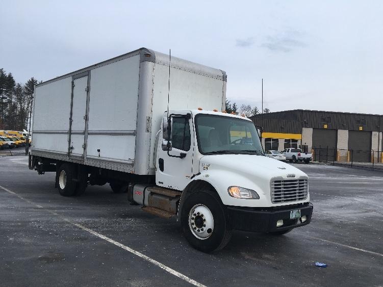 Medium Duty Box Truck-Light and Medium Duty Trucks-Freightliner-2012-M2-LONDONDERRY-NH-160,621 miles-$37,500