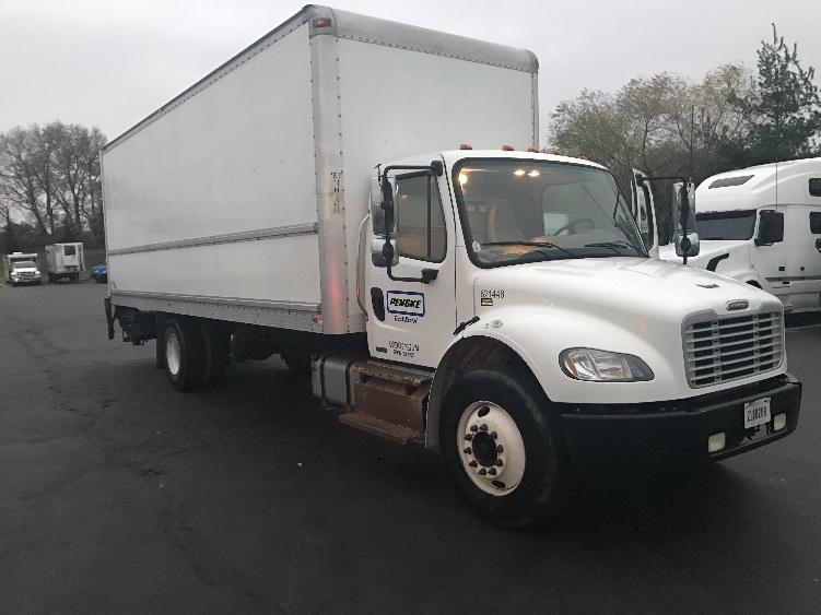 Medium Duty Box Truck-Light and Medium Duty Trucks-Freightliner-2012-M2-LENEXA-KS-173,020 miles-$48,500