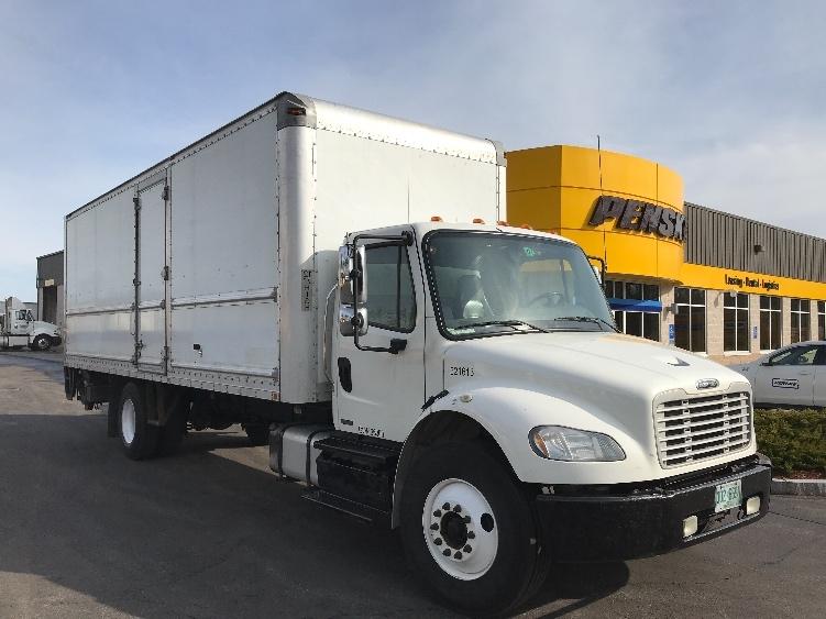 Medium Duty Box Truck-Light and Medium Duty Trucks-Freightliner-2012-M2-LONDONDERRY-NH-313,686 miles-$24,000