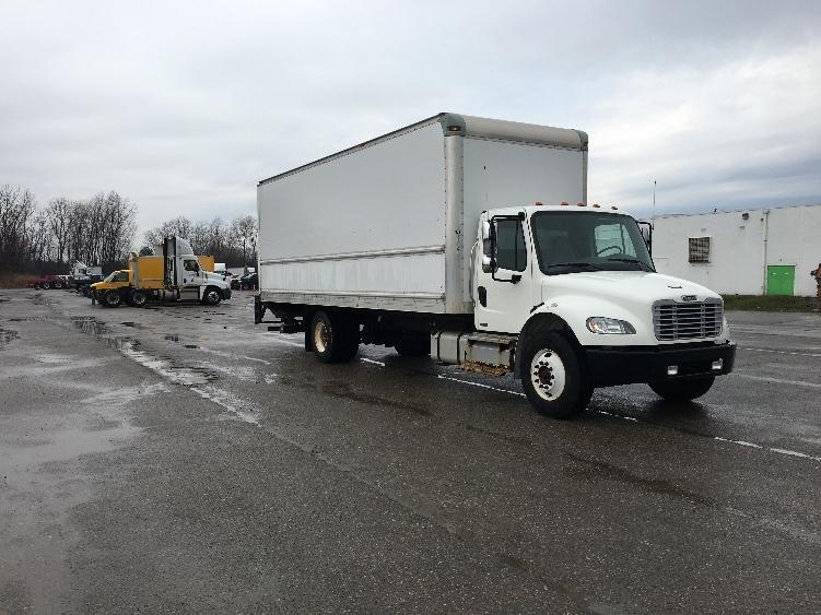 Medium Duty Box Truck-Light and Medium Duty Trucks-Freightliner-2012-M2-FLINT-MI-100,353 miles-$41,500