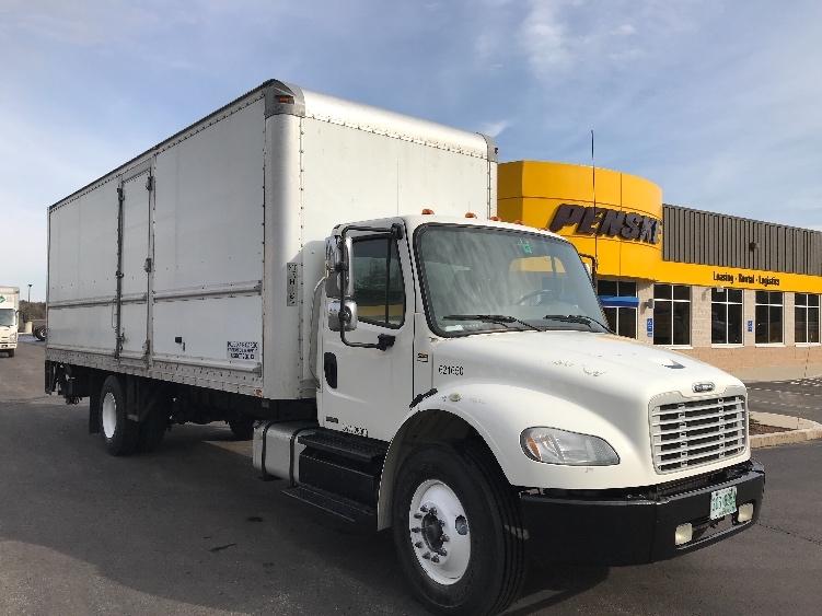 Medium Duty Box Truck-Light and Medium Duty Trucks-Freightliner-2012-M2-LONDONDERRY-NH-236,508 miles-$31,500