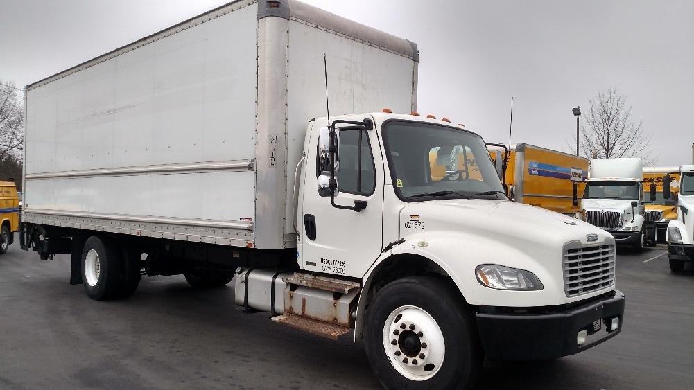 Medium Duty Box Truck-Light and Medium Duty Trucks-Freightliner-2012-M2-NEW CASTLE-DE-230,451 miles-$34,750