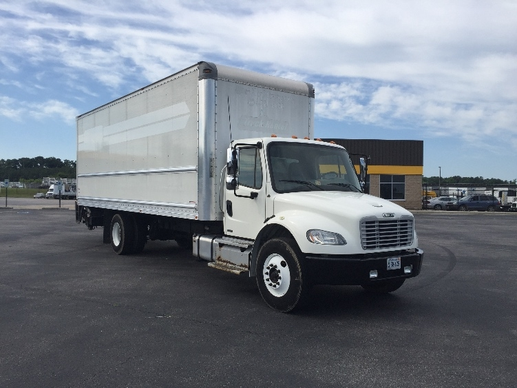 Medium Duty Box Truck-Light and Medium Duty Trucks-Freightliner-2012-M2-SANDSTON-VA-93,659 miles-$51,250