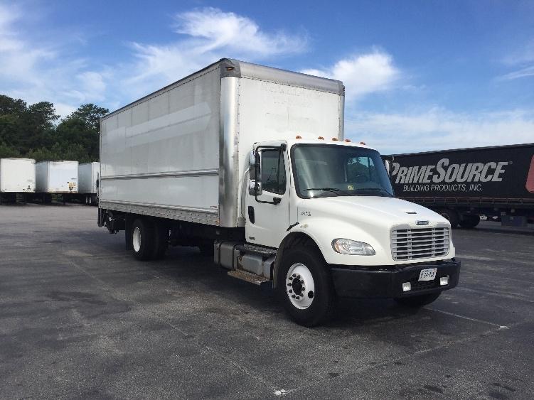 Medium Duty Box Truck-Light and Medium Duty Trucks-Freightliner-2012-M2-SANDSTON-VA-94,276 miles-$51,250