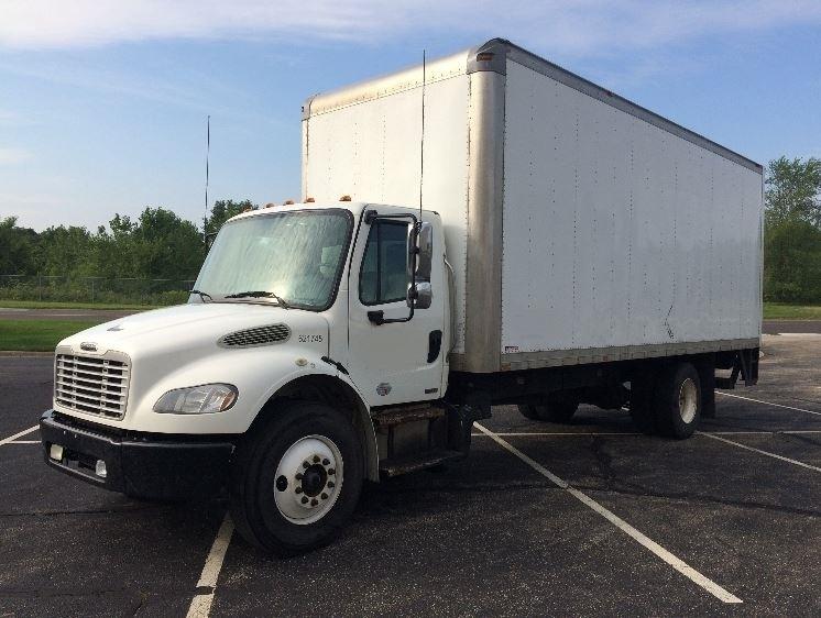 Medium Duty Box Truck-Light and Medium Duty Trucks-Freightliner-2012-M2-EAGAN-MN-324,499 miles-$25,250