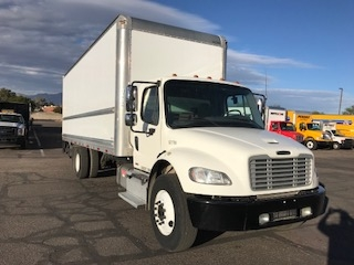 Medium Duty Box Truck-Light and Medium Duty Trucks-Freightliner-2012-M2-TUCSON-AZ-101,238 miles-$48,500