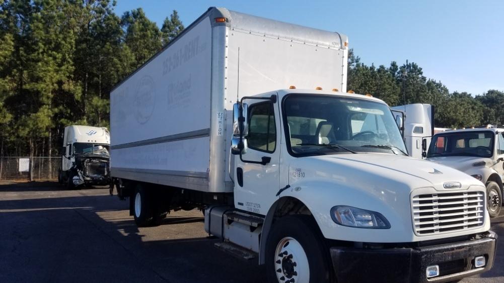 Medium Duty Box Truck-Light and Medium Duty Trucks-Freightliner-2012-M2-CHESAPEAKE-VA-107,302 miles-$43,000