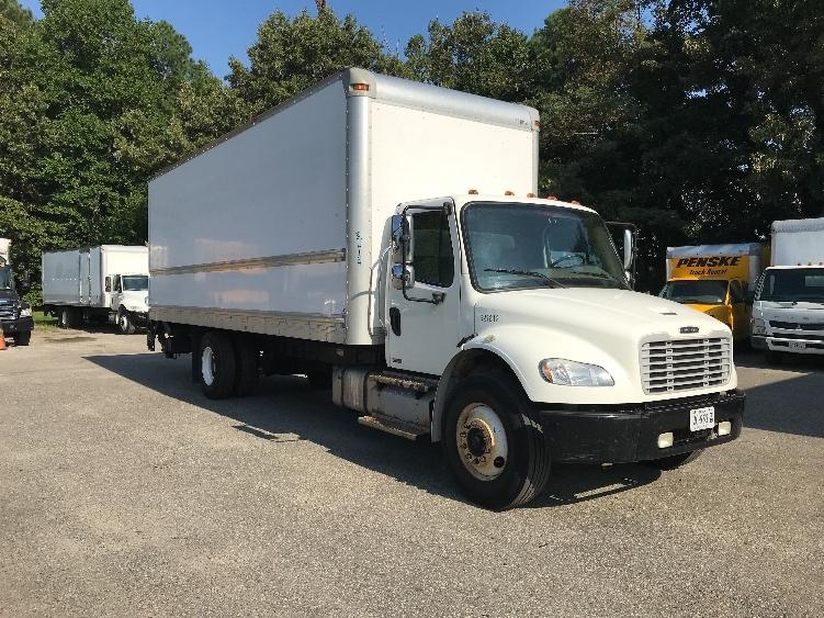 Medium Duty Box Truck-Light and Medium Duty Trucks-Freightliner-2012-M2-NEWPORT NEWS-VA-140,805 miles-$42,750