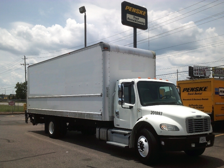 Medium Duty Box Truck-Light and Medium Duty Trucks-Freightliner-2012-M2-OLIVE BRANCH-MS-179,239 miles-$39,500