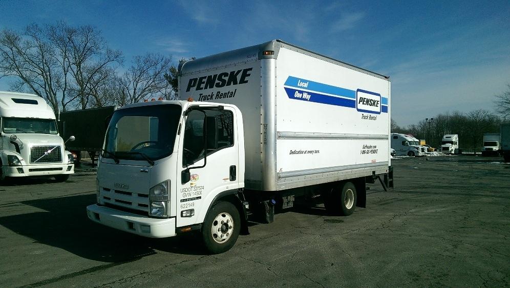 Medium Duty Box Truck-Light and Medium Duty Trucks-Isuzu-2012-NPR-LEXINGTON-KY-125,340 miles-$24,250