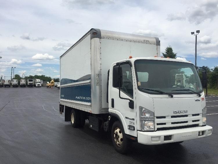 Medium Duty Box Truck-Light and Medium Duty Trucks-Isuzu-2012-NPR-ALLENTOWN-PA-164,140 miles-$20,000