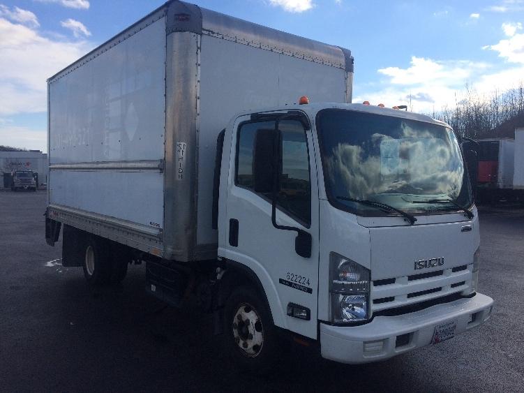Medium Duty Box Truck-Light and Medium Duty Trucks-Isuzu-2012-NPR-BALTIMORE-MD-111,392 miles-$23,500