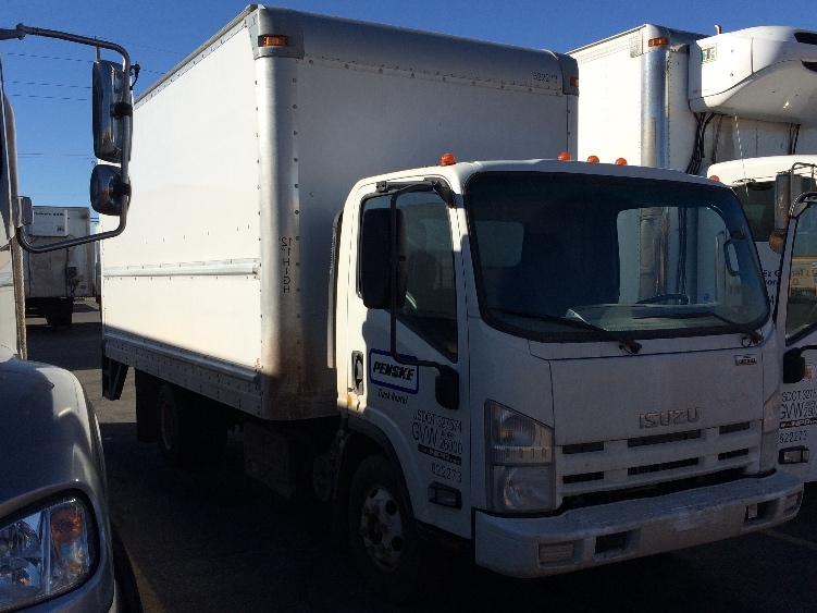 Medium Duty Box Truck-Light and Medium Duty Trucks-Isuzu-2012-NPR-ALBUQUERQUE-NM-111,501 miles-$20,000